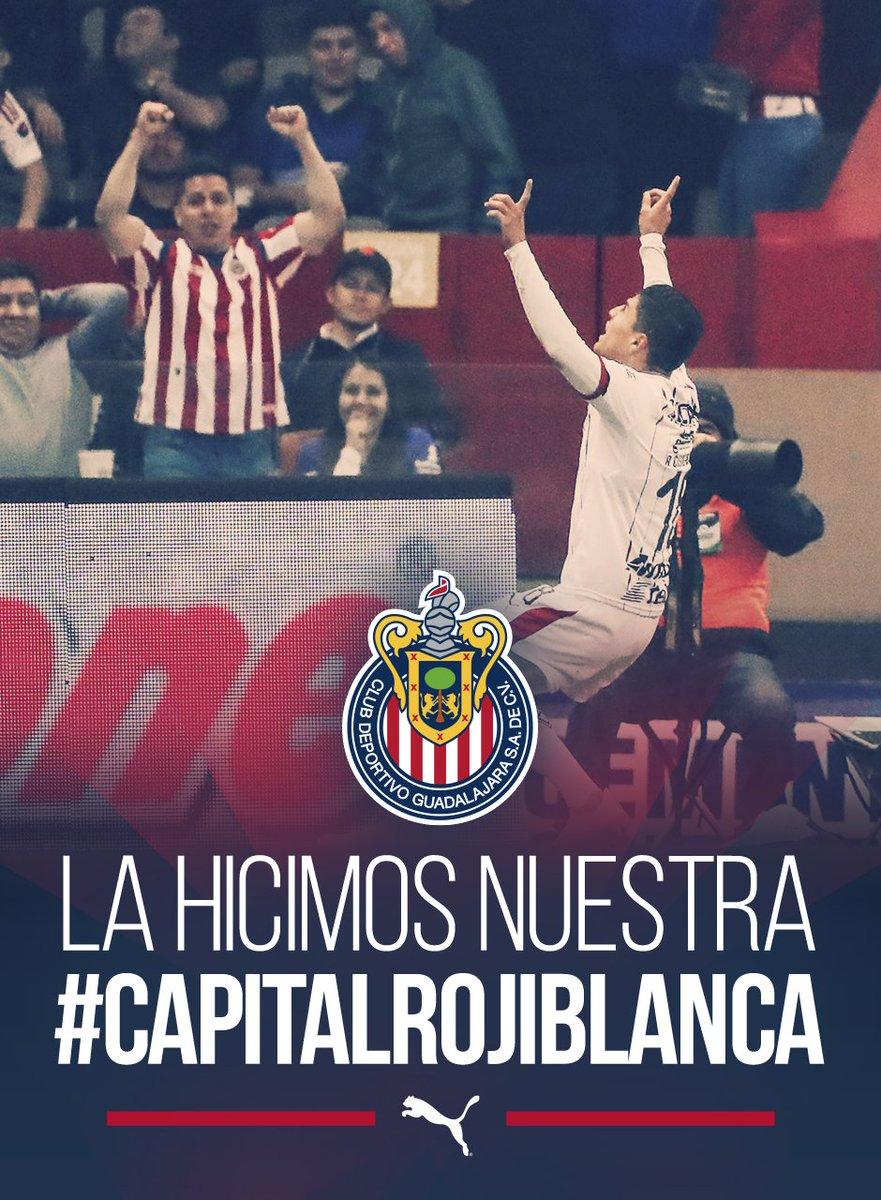 CHIVAS's photo on #CapitalRojiblanca