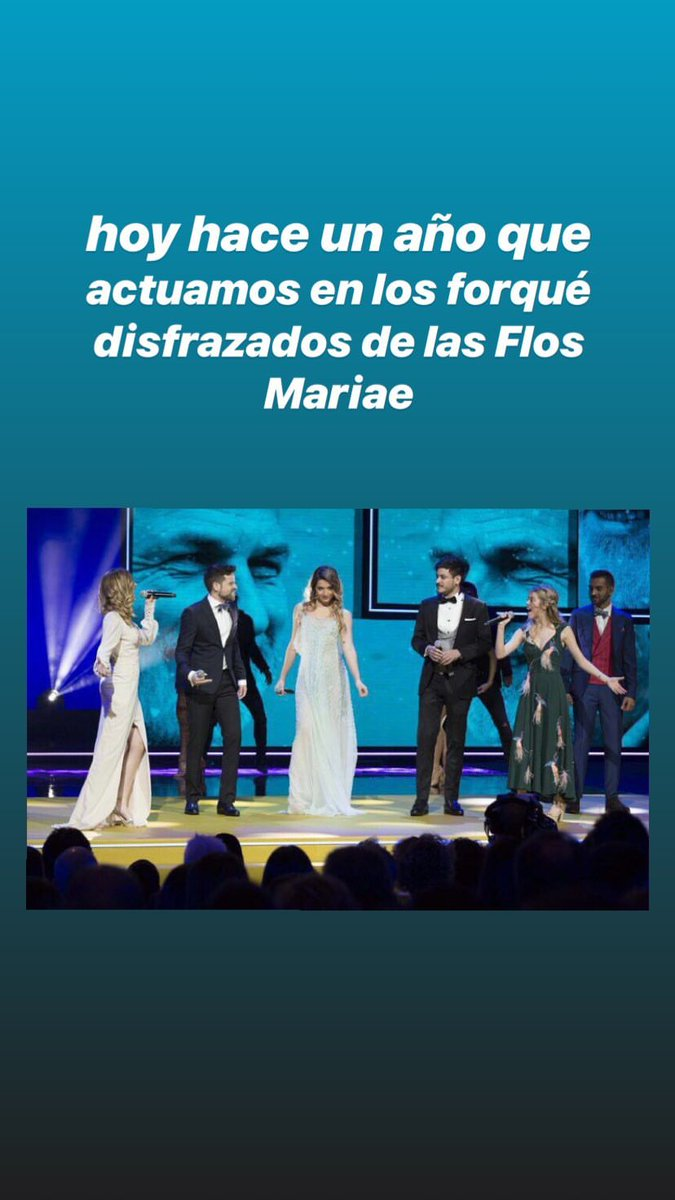CaneApasionada 🇦🇷 💙 🇺🇸's photo on #PremiosForqué