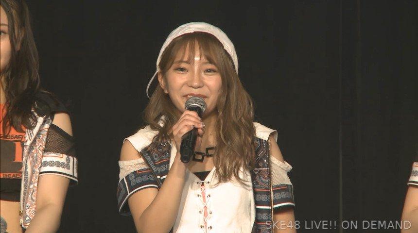 【速報】SKE48山田樹奈が卒業を発表