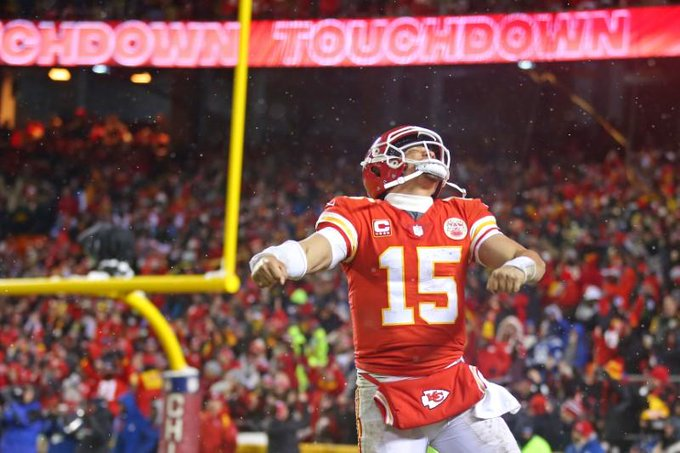 Chiefs at home for AFC Championship, Rams NFC venue uncertain Photo