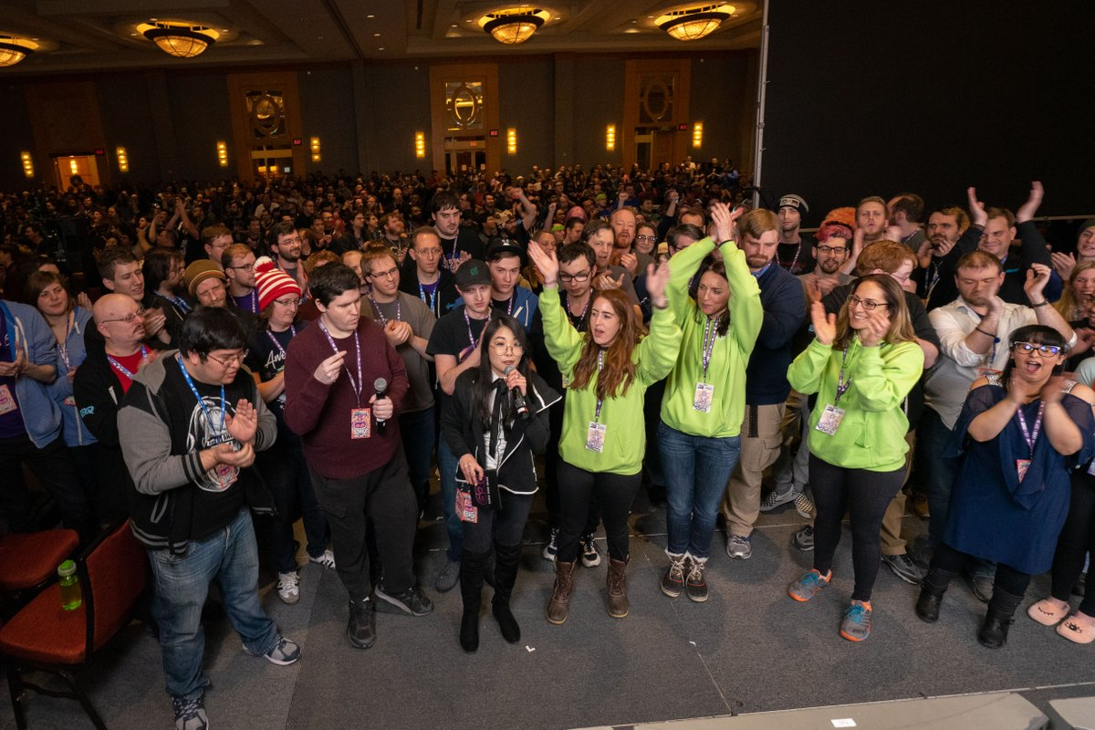 That&#39;s a wrap for #AGDQ2019 thank you everyone for supporting the event! We&#39;ll see you in Bloomington, MN for #SGDQ2019 from June 23 - 30!<br>http://pic.twitter.com/IFE41xhfiS