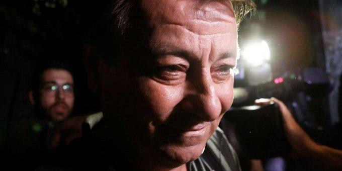 Le Brésil annonce l'arrestation de Cesare Battisti en Bolivie Photo