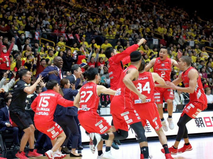 バスケット・カウント's photo on #天皇杯