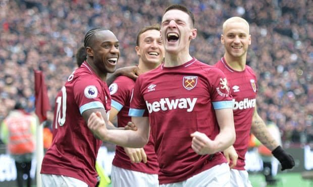 Good morning all west ham family enjoy the rest of the weekend COYI Photo