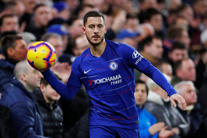 SCOUT: Slight relief for the 941,517 #FPL managers who captained Hazard (£) at home to Newcastle. A 2nd half assist prevented a 3rd blank in a row 😅 #CHENEW Photo