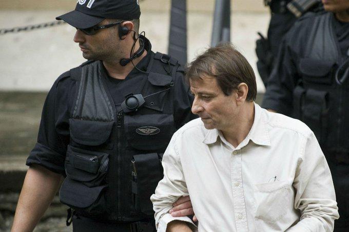 #CesareBattisti catturato in Bolivia Foto