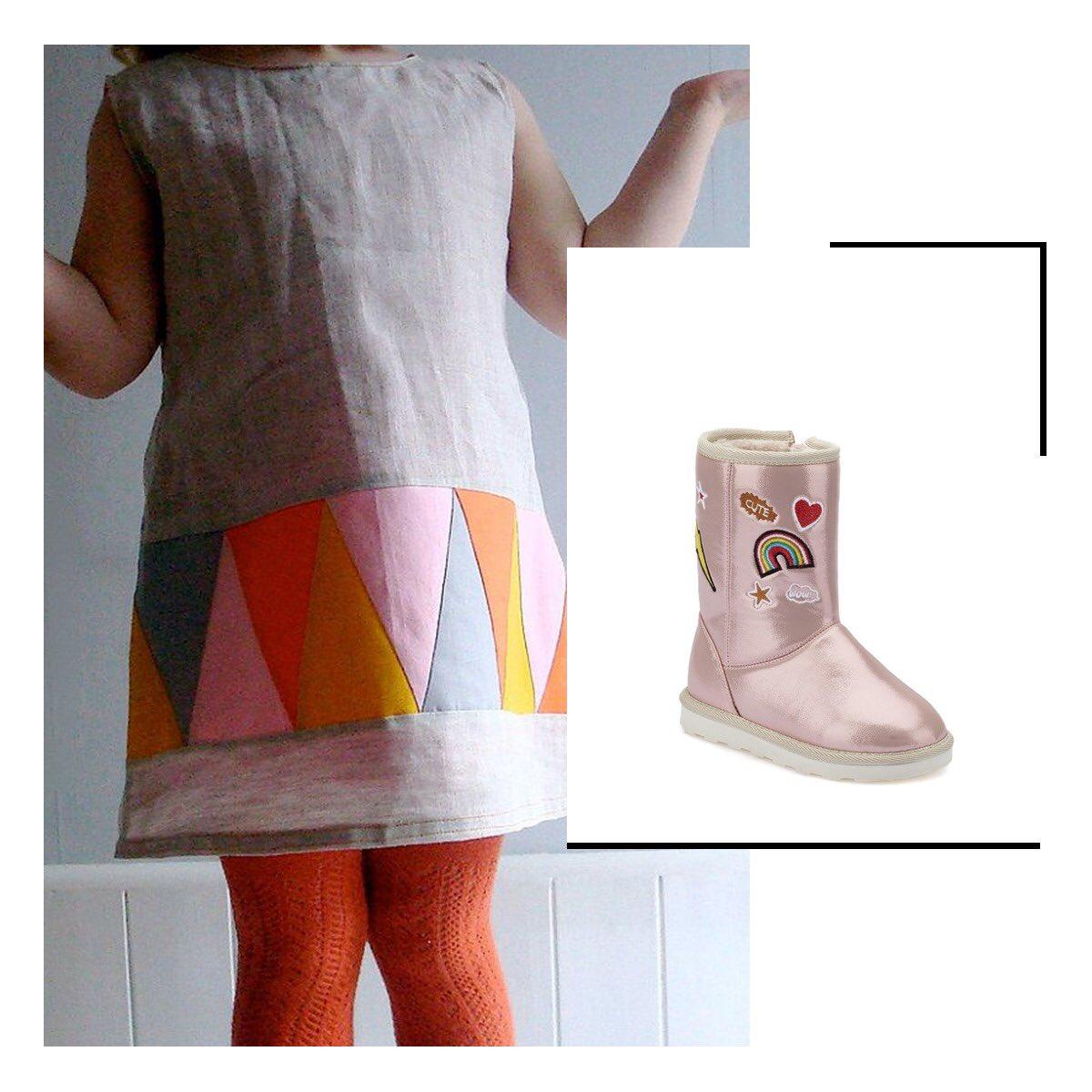 Miniklerin tüm kış adımlarından eksik etmek istemeyeceği eğlenceli ve sıcacık ayakkabılar Polaris'te! Pudra Kız Çocuk Bot 26-30 Numara 69,99 TL 🔎 100336383 http://bit.ly/2FlT9yd
