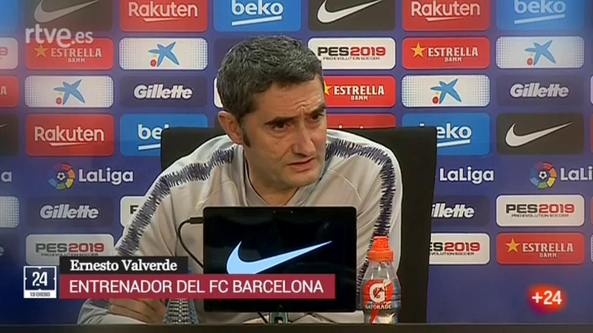 Deportes en RTVE's photo on valverde