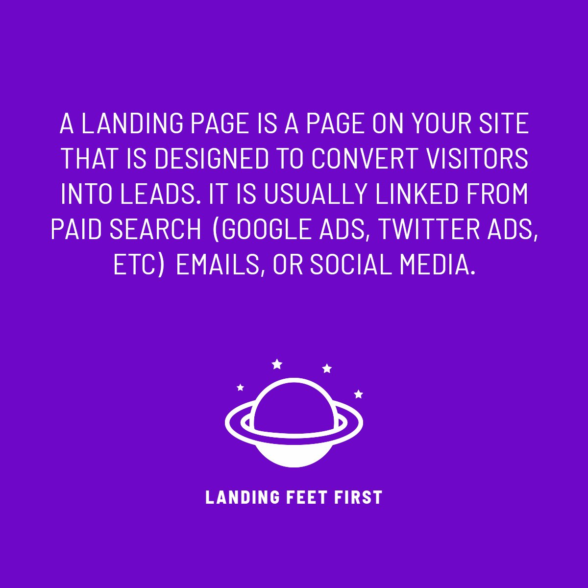 What is a landing page?  #marketing #demandgen #leadgen<br>http://pic.twitter.com/HgrSV9IkUJ