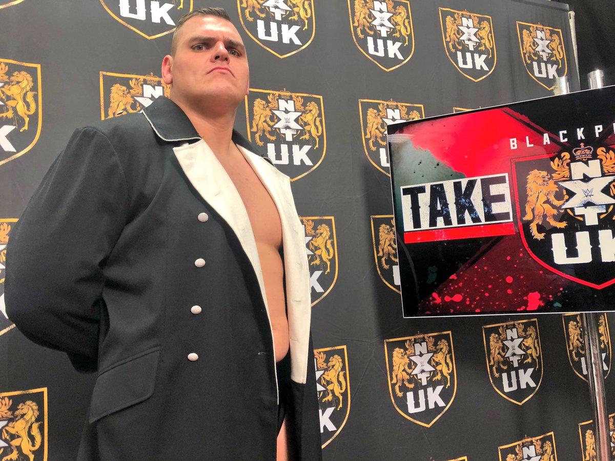 WWE UK's photo on #NXTUKTakeOver