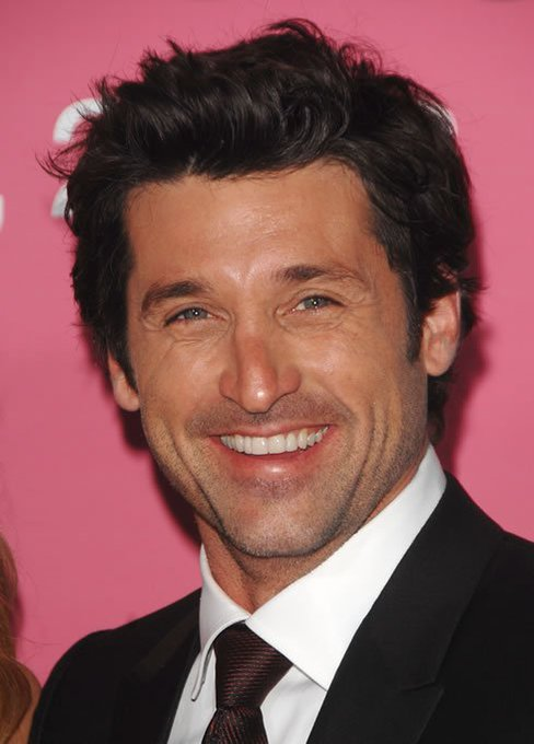 Happy Birthday Patrick Dempsey