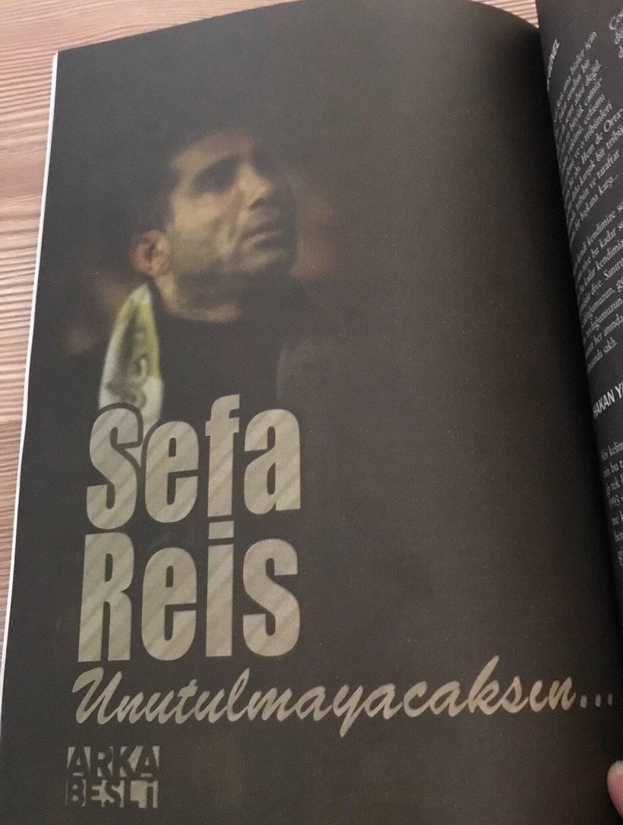 RT @ArkaBesliForum: Arka Beşli Fanzin 2'de ayırdığımız Sefa Reis Özel Bölümü https://t.co/8KJYrPYrSn