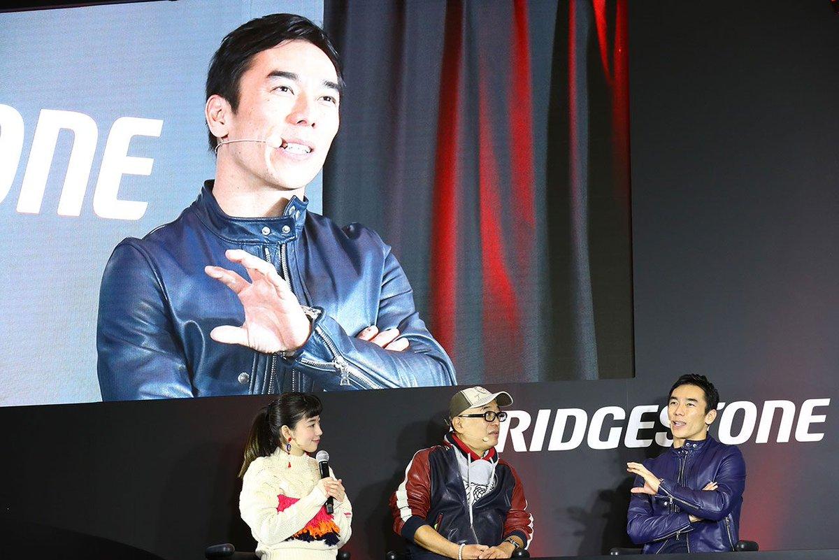 東京オートサロンに登場した琢磨「昨年は本厄で不幸続き……2019年はシリーズチャンピオンを狙いたい」 https://t.co/wrJz5kPklH #TakumaSato #indyjp #TAS2019