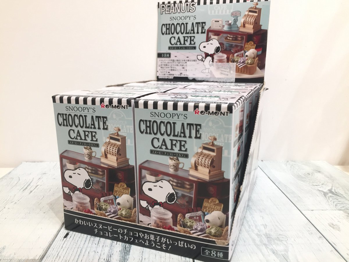 SNOOPY'S CHOCOLATE CAFÉに関する画像5