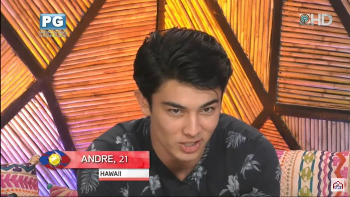 RT @teamlouuu: THE BIG FOUR THAT WE ALL DESERVE!!  LOU  YAMYAM FUMIYA ANDRE  #LabanLou #PBBFoodT8sting @PBBabscbn https://t.co/A79yCXoDWQ