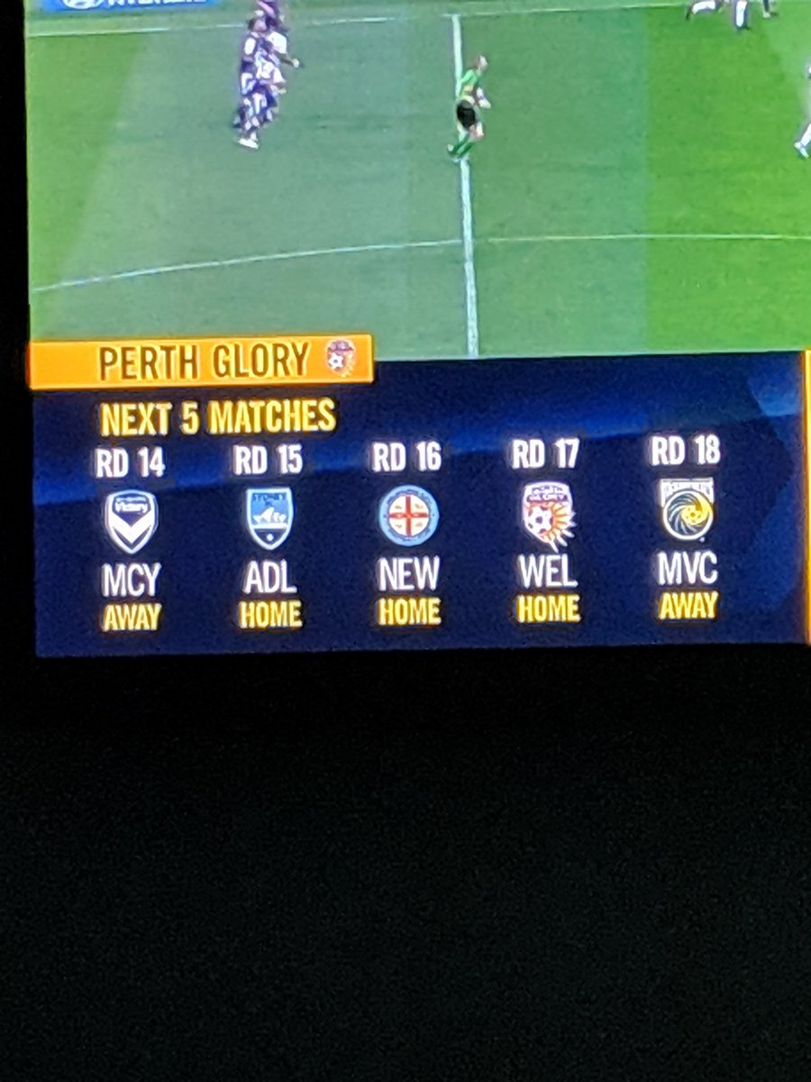 How did they not get one logo right? #PERvWSW
