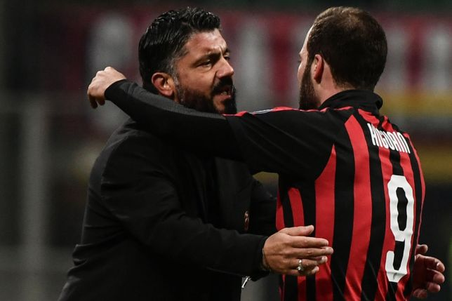 Daily Post Nigeria On Twitter Transfer Ac Milan Manager Gattuso Hints At Higuain S Decision To Join Chelsea Https T Co Praket02dz