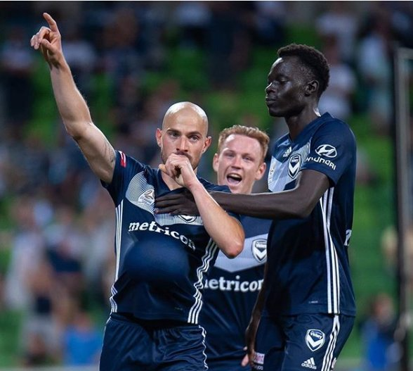Tonnicorneto 🇦🇺🇪🇸's photo on #mvcvnew