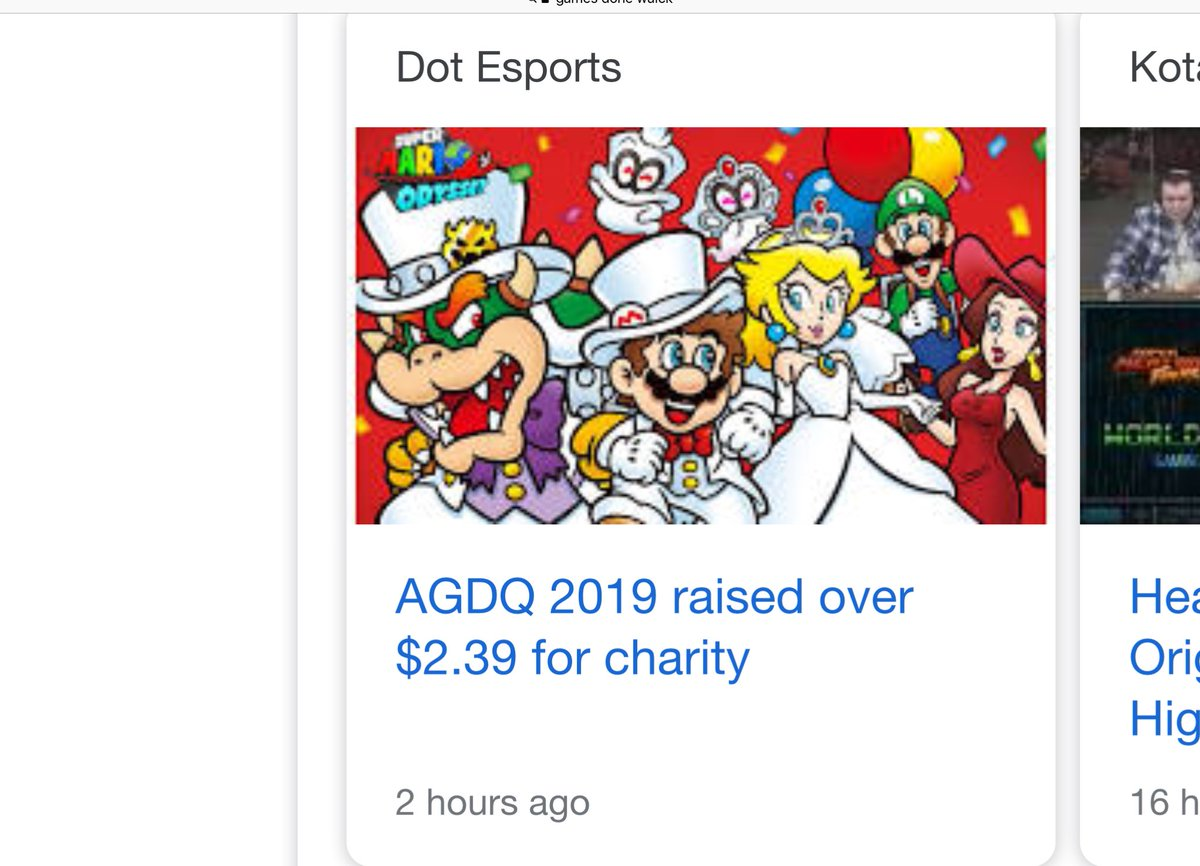 Wow, GDQ didn't do so hot this year I guess. <br>http://pic.twitter.com/7Z60XlL08r