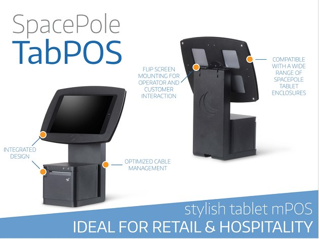 test Twitter Media - Looking forward to introducing SpacePole TabPOS™ - Integrated TabletPOS never looked so good. Have a look on our @NRFBigShow  booth #2347 https://t.co/QbAPVlOR2p