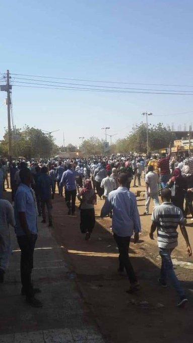 صور من موكب بحري اليوم الأحد في العاصمة الخرطوم #موكب13يناير #مدن_السودان_تنتفض صورة فوتوغرافية