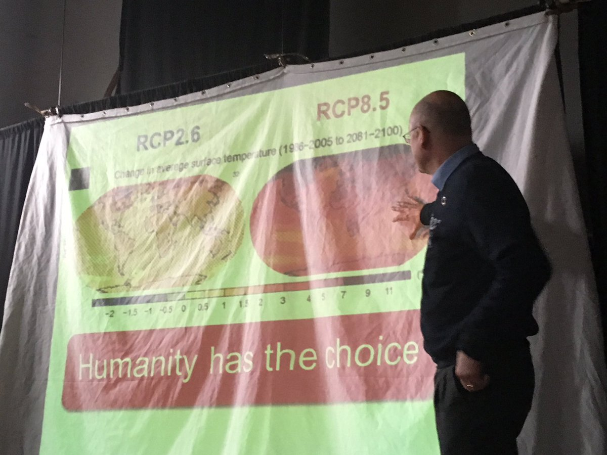"""Leading @IPCC_CH author @JPvanYpersele presents the climate science and solutions for @ExtinctionR Belgium kick off meeting, says """"speaking truth to power is really useful."""" The science is on the side of radical action. #extinctionrebellion #ActOnClimate <br>http://pic.twitter.com/AqwOJjLoFC"""