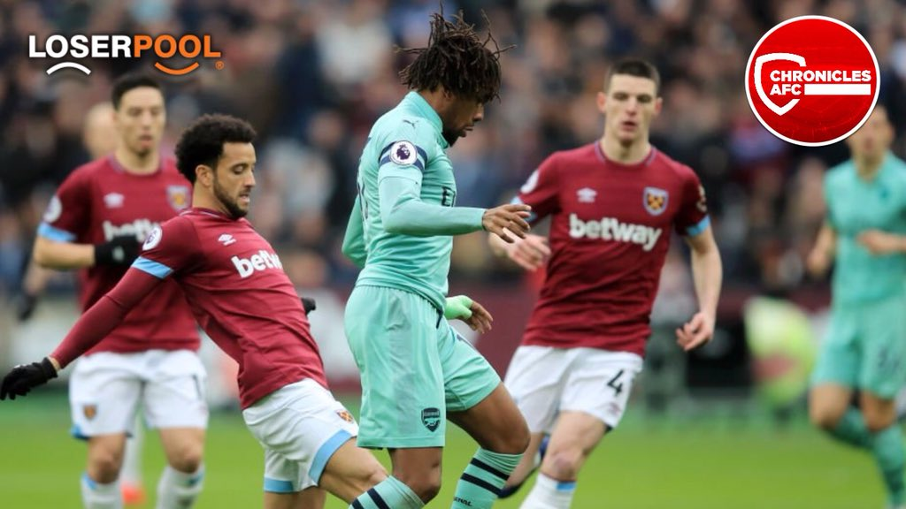 The Chronicles of a Gooner's photo on #whuars