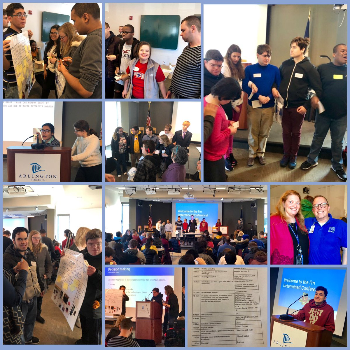 Our 2nd annual I'm Determined Conference was a huge hit with around 200 people in attendance! <a target='_blank' href='http://search.twitter.com/search?q=PEPproud'><a target='_blank' href='https://twitter.com/hashtag/PEPproud?src=hash'>#PEPproud</a></a> <a target='_blank' href='http://twitter.com/Margaretchungcc'>@Margaretchungcc</a> <a target='_blank' href='http://twitter.com/ACC_Partners'>@ACC_Partners</a> <a target='_blank' href='http://twitter.com/APHealeyACC'>@APHealeyACC</a> <a target='_blank' href='http://twitter.com/MsBakerACC'>@MsBakerACC</a> <a target='_blank' href='http://twitter.com/APS_SpecEduc'>@APS_SpecEduc</a> <a target='_blank' href='http://twitter.com/AutismAPS'>@AutismAPS</a> <a target='_blank' href='http://twitter.com/AutismOAR'>@AutismOAR</a> <a target='_blank' href='http://twitter.com/APSCareerCenter'>@APSCareerCenter</a> <a target='_blank' href='http://twitter.com/ArlingtonSEPTA'>@ArlingtonSEPTA</a> <a target='_blank' href='http://twitter.com/IMD_VDOE'>@IMD_VDOE</a> <a target='_blank' href='http://twitter.com/TheArcofNoVa'>@TheArcofNoVa</a> <a target='_blank' href='http://twitter.com/APSVirginia'>@APSVirginia</a> <a target='_blank' href='https://t.co/rgUq02kH1H'>https://t.co/rgUq02kH1H</a>