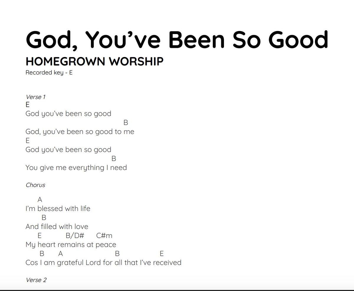 Homegrown Worship در توییتر