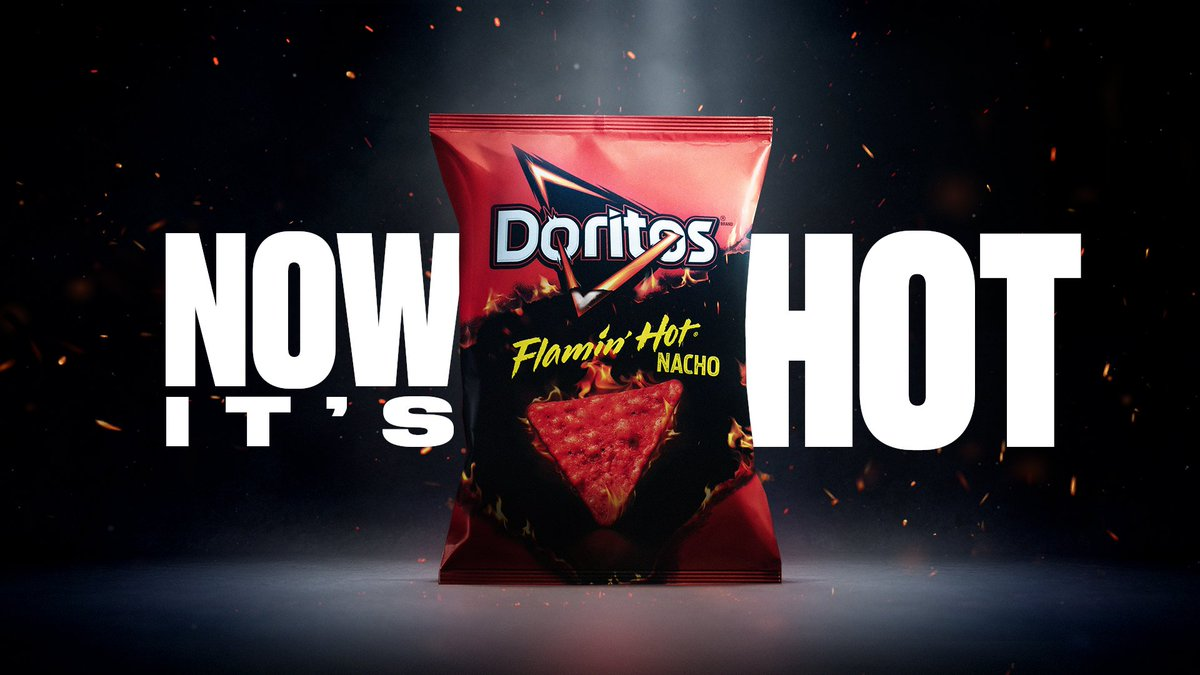 Doritos On Twitter You Asked For It You Tweeted About It And Now