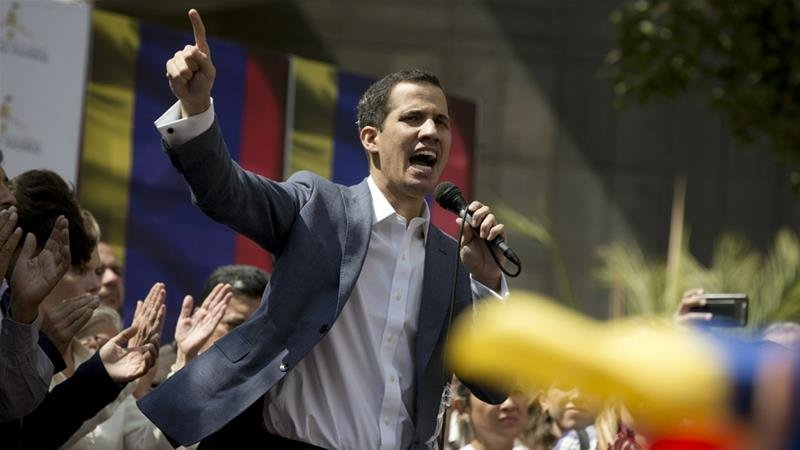 [FOTOS EXCLUSIVAS] Así quedaron las manos de Juan Guaidó luego de su detención http://bit.ly/2D7ShLa