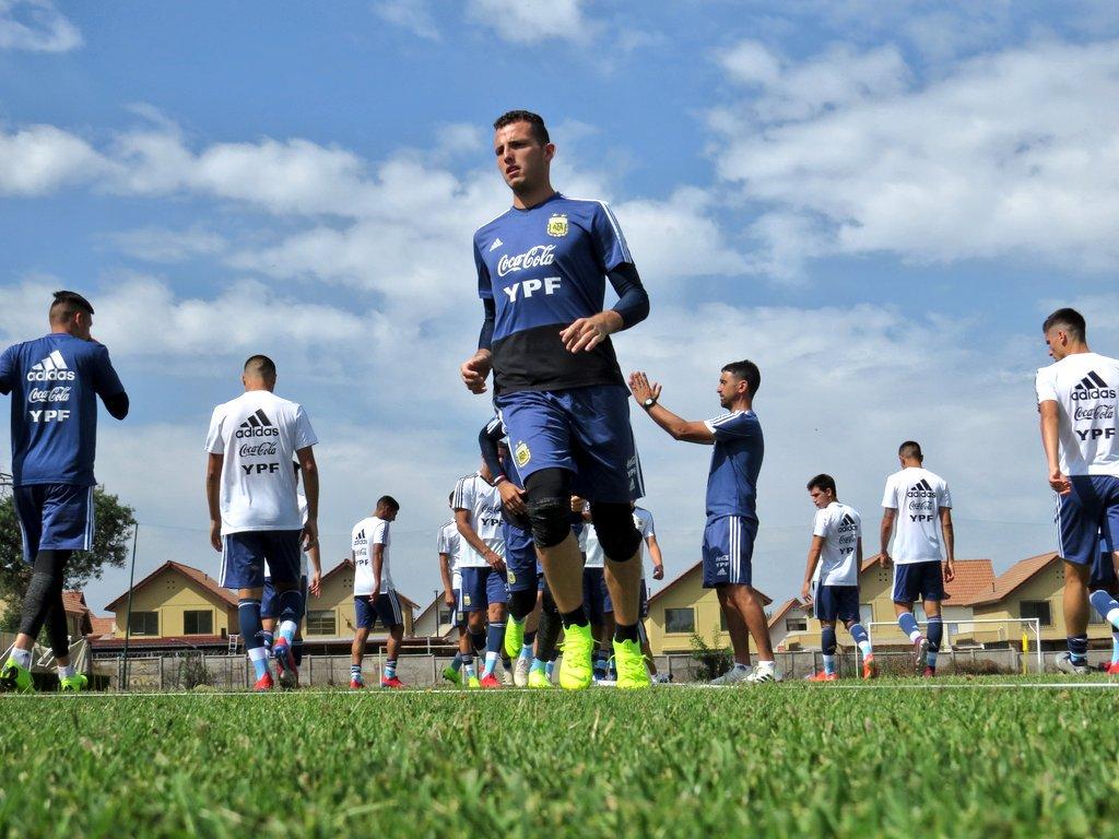 Nicolás Guerra será sensible baja en Chile para el Sudamericano Sub 20