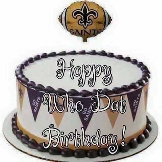 Happy Birthday Drew Brees