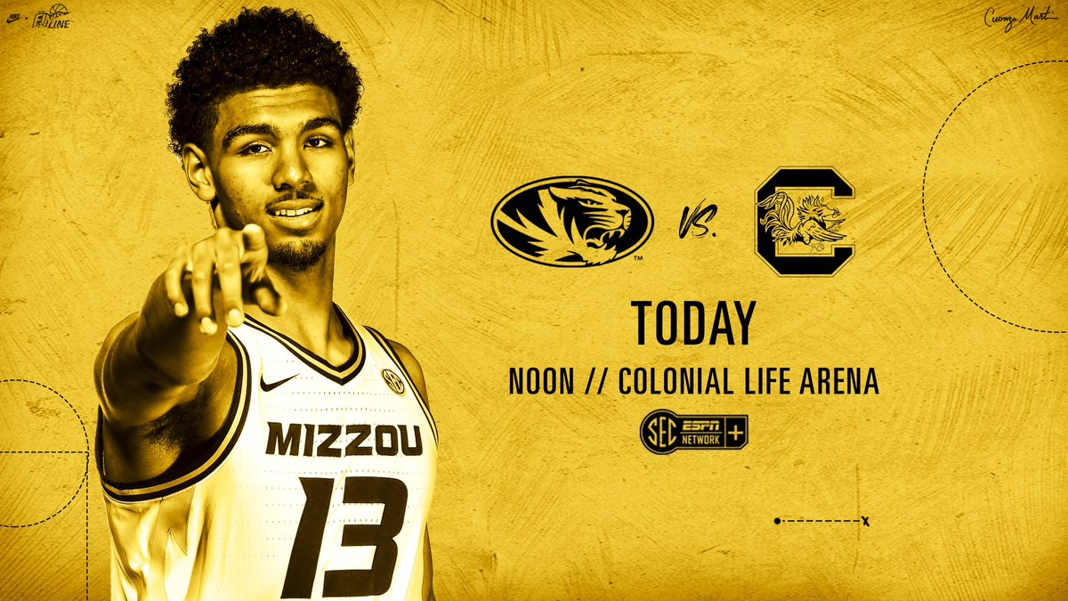 Mizzou Basketball's photo on #GameDay