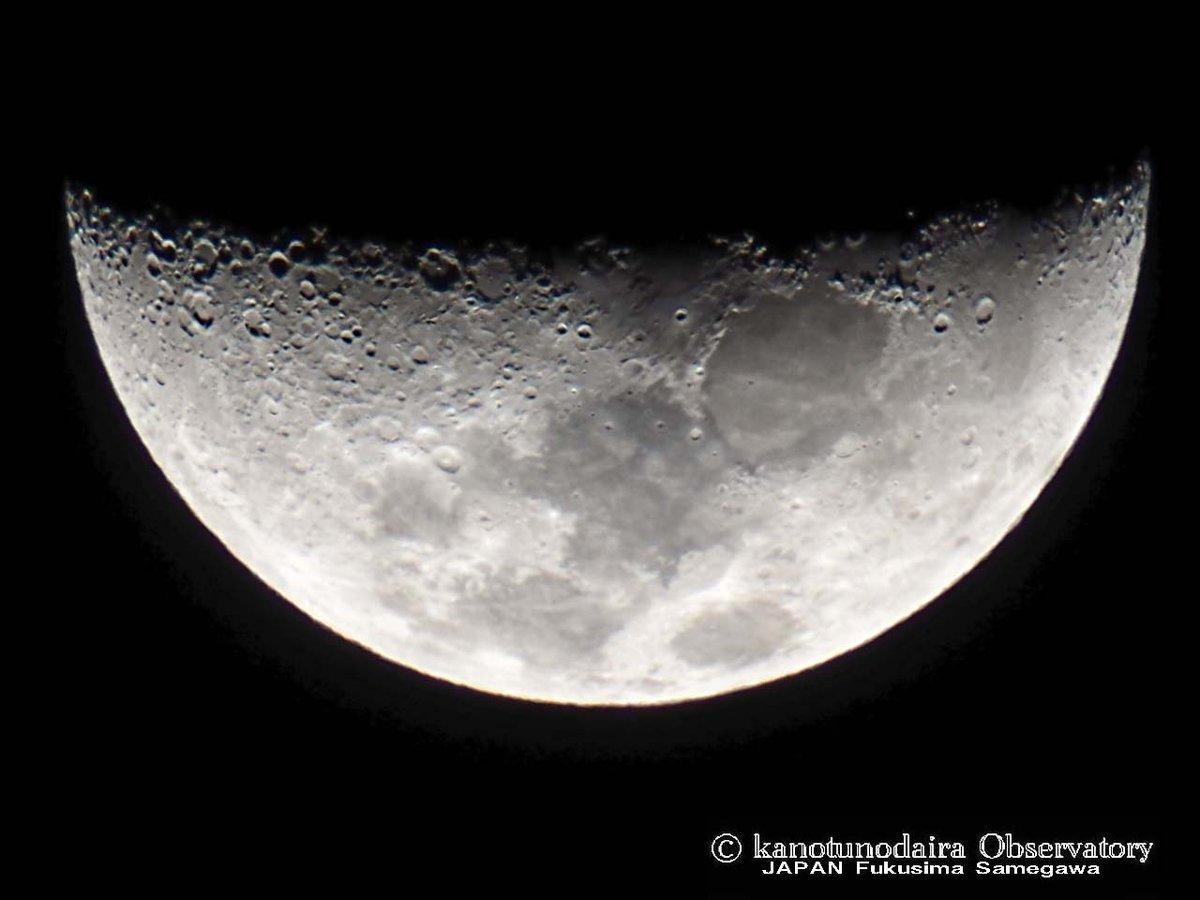 今年の月面X