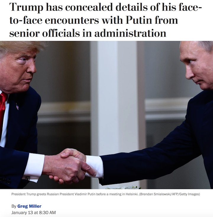 Trump's decision to fire Comey and other attempts to contain the ongoing Russia investigation led the FBI in May 2017 to launch a counterintelligence investigation into whether Trump was seeking to help Russia and if so, why. by @gregpmiller #Maddow #AMJoy  https:// wapo.st/2Fyrqtt?tid=ss _tw&amp;utm_term=.00052b88f8b7 &nbsp; … <br>http://pic.twitter.com/xgCGFpl87l