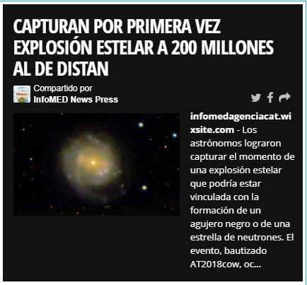 InfoMED News Press's photo on fernando luján