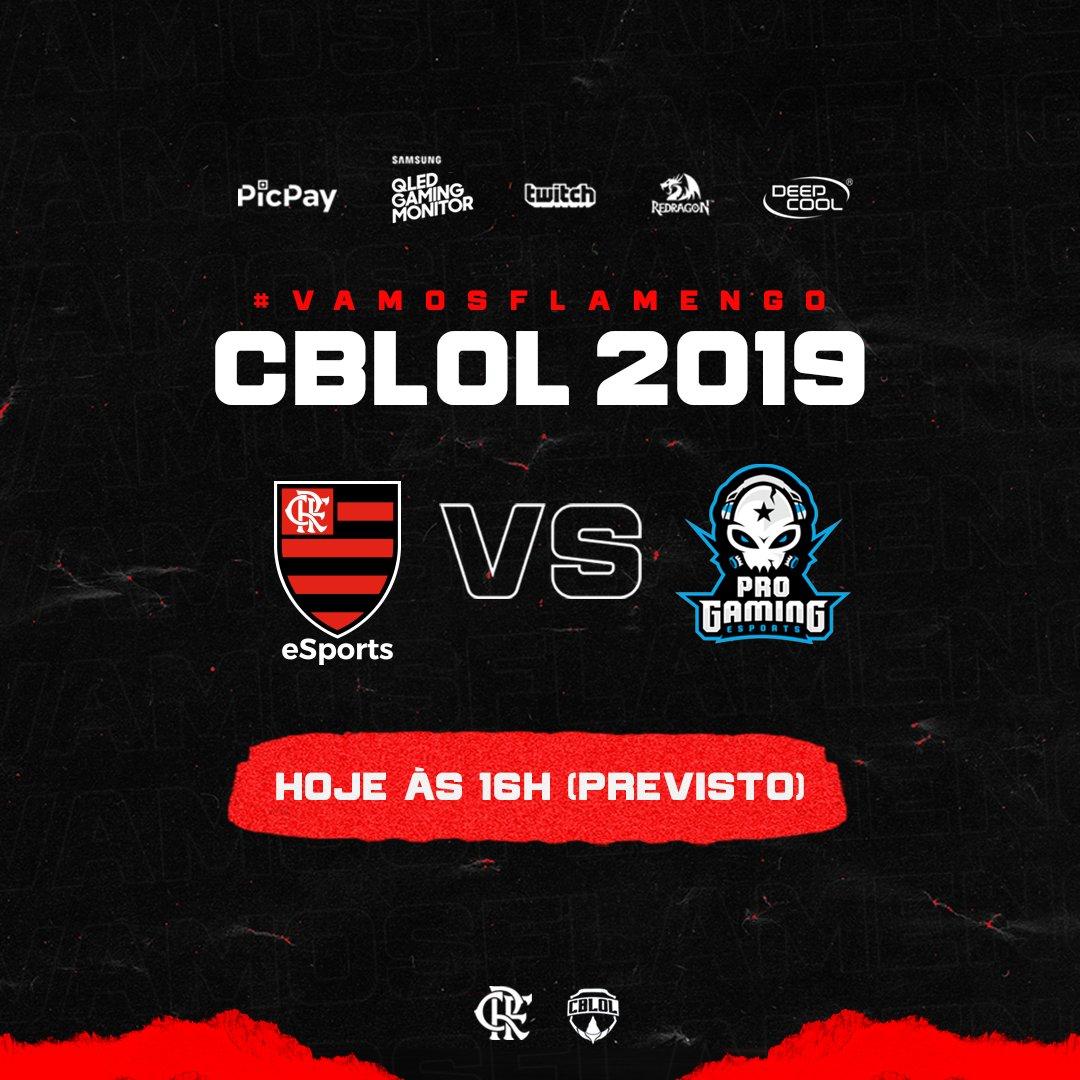 Flamengo eSports's photo on #CBLOL