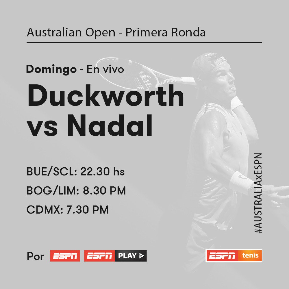 ESPN Tenis's photo on Rafael Nadal