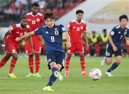 森保J、2連勝で決勝トーナメント進出!原口のPK弾でオマーン下す https://t.co/FvYuDbk3eD #AsianCup2019 #daihyo #日本代表 #アジアカップ2019