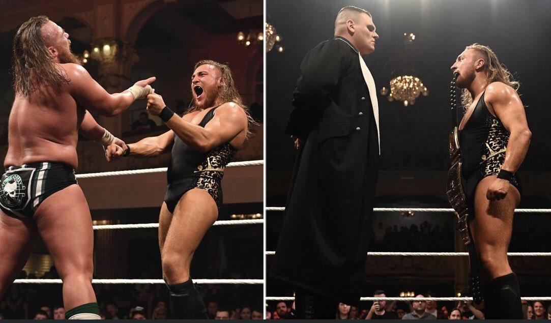 WWE Español's photo on #NXTUKTakeOver