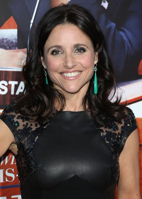 Happy Birthday Julia Louis-Dreyfus