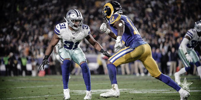 Take a look at 5️⃣ plays that changed the direction of #DALvsLAR: → Photo