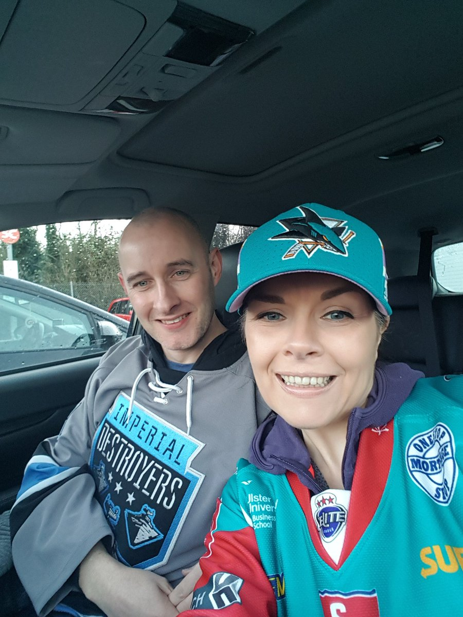 Cheering on the boys in Teal today too! Had the privilege of doing this at the Tank back in November. Go Giants!  #SharksForLife <br>http://pic.twitter.com/e0UgkdClnI