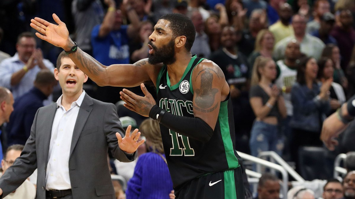 🚨NEW #CELTICSBEAT PODCAST: @celticsvoice!🚨  Clear disconnect between #Celtics vets/kids. Do C's players like each other? Kyrie Irving's poor leadership style. Jayson Tatum SHOULD be on table for Anthony Davis.  LISTEN: https://youtu.be/rW5atdToP20   SUBSCRIBE: https://itunes.apple.com/it/podcast/celtics-beat-covering-nba-boston-celtics-clns-media/id908834698?mt=2#episodeGuid=5602b40b820045db98cf43241a65d38c …