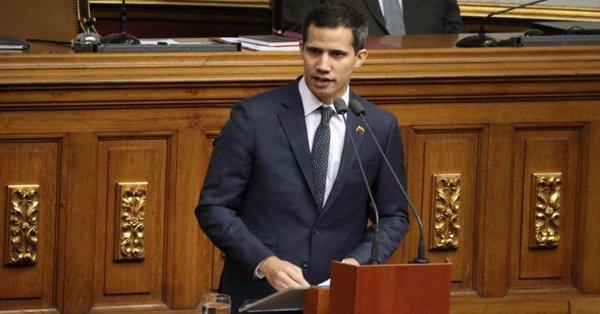 Un Nuevo Tiempo's photo on Juan Guaidó