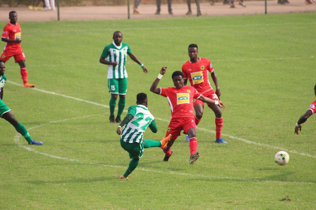 Coupe de la Confédération CAF 2019 - 2è 1 16 de finale  span class e31223c2b55