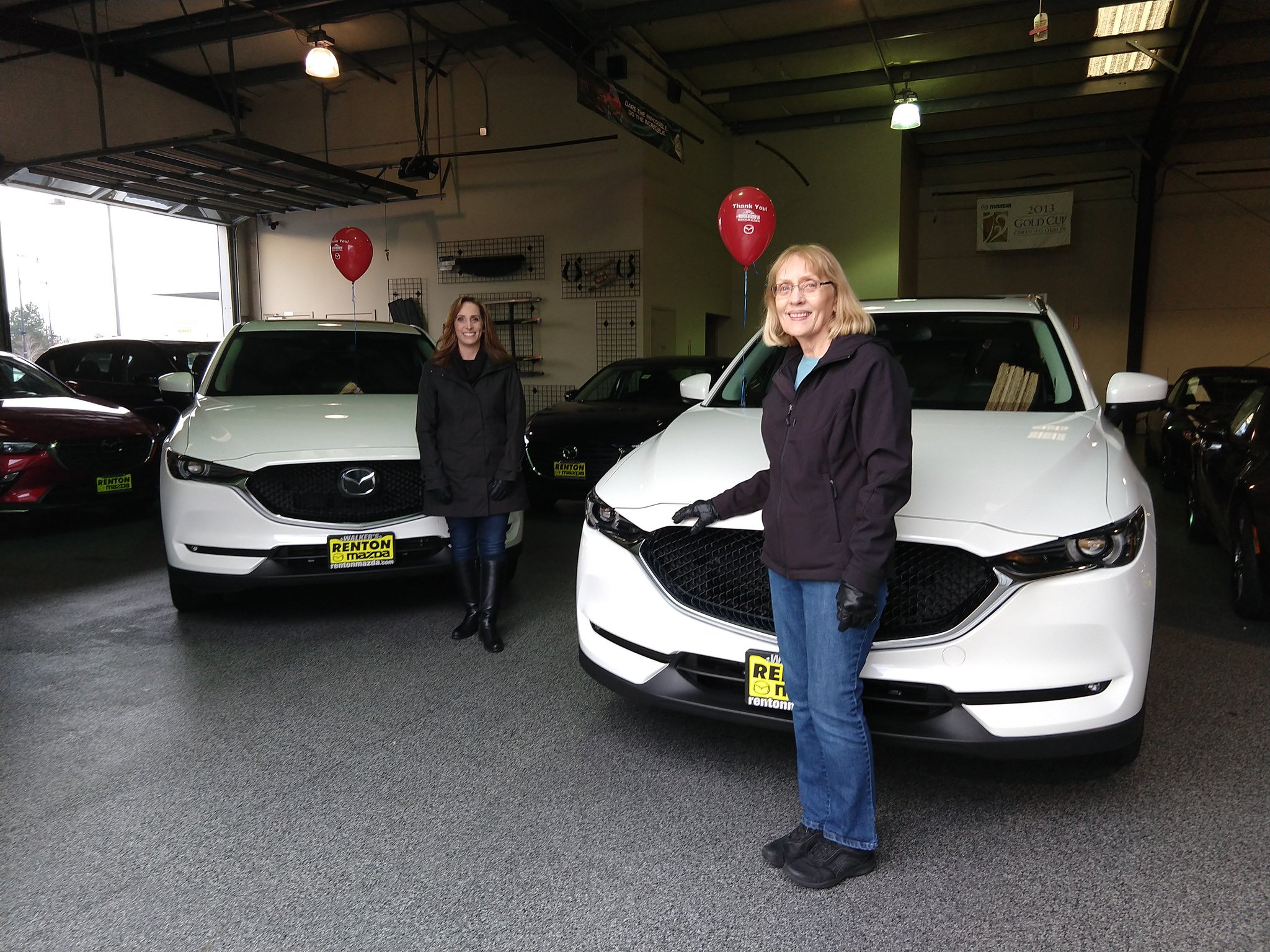 walker s renton mazda on twitter janet and linda who are mother and daughter bought matching cx 5s what a great decision congrats twitter