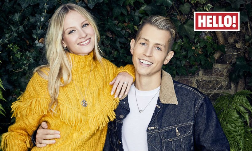 Exclusive: A BIG congratulations to James McVey and Kirstie Brittain on their engagement! And Harry Redknapp even played a part in it... https://t.co/QjOmetrX2K