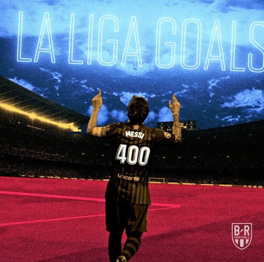 B/R Football's photo on Lionel